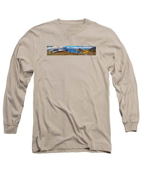 Holandsmelen Panorama Long Sleeve T-Shirt