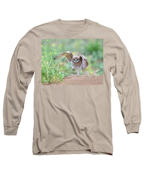 Hold On, I'm Comin' Long Sleeve T-Shirt