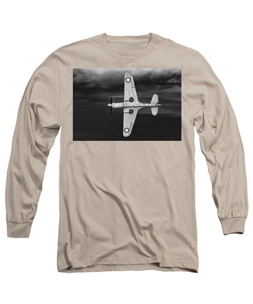 Holding Back The Storm Long Sleeve T-Shirt