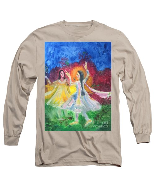 Holi-festival Of Colors Long Sleeve T-Shirt