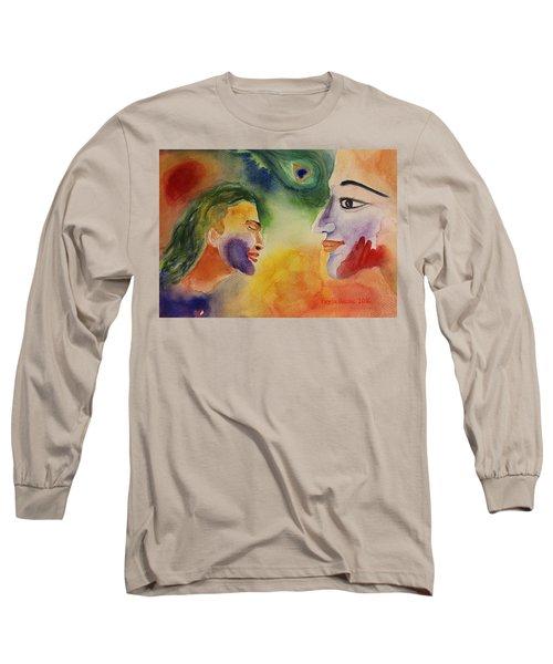 Holi The Festival Of Colors Long Sleeve T-Shirt