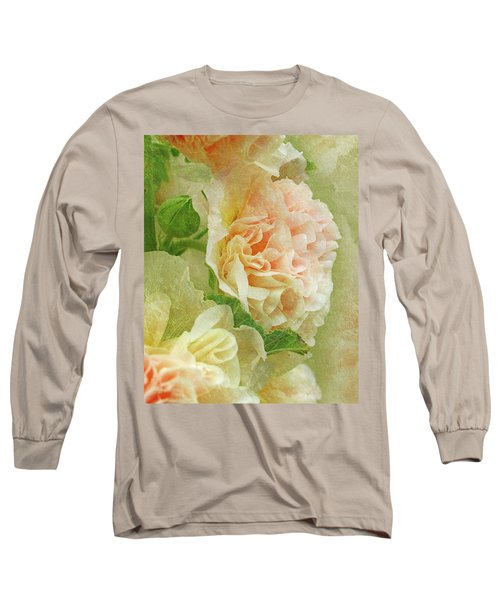 Hollyhock Long Sleeve T-Shirt