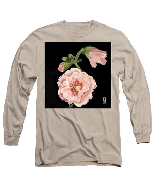Hollyhock Long Sleeve T-Shirt