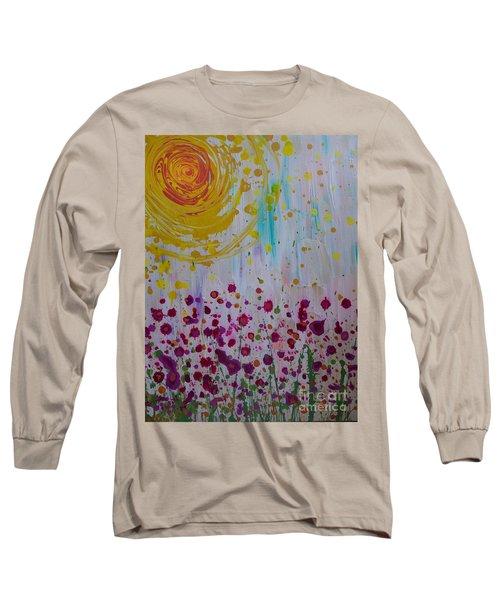 Hollynation Long Sleeve T-Shirt