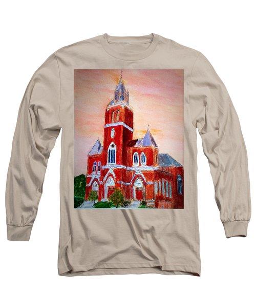 Holy Family Church Long Sleeve T-Shirt