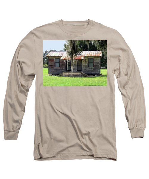 Home And Alone Long Sleeve T-Shirt