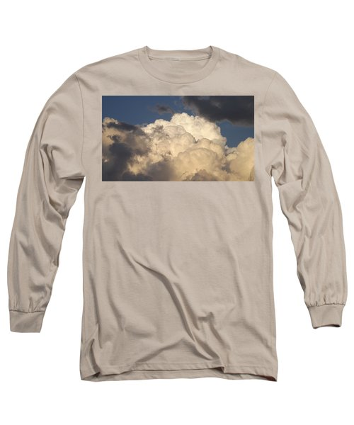 Home Of The Gods Long Sleeve T-Shirt by Don Koester