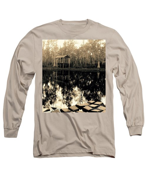 Home Of The Heart Of The South, Fl. Long Sleeve T-Shirt