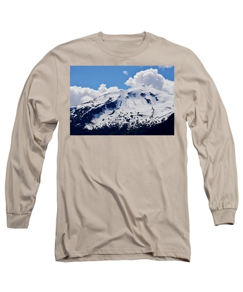 Home Of The North Wind - Skagway Long Sleeve T-Shirt
