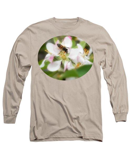 Honey Bee - Paint Long Sleeve T-Shirt