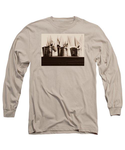 Honeybee Smokers Long Sleeve T-Shirt