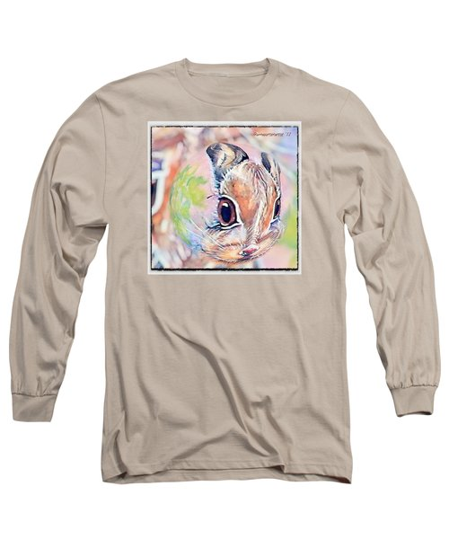 Honey Of A Bunny Long Sleeve T-Shirt