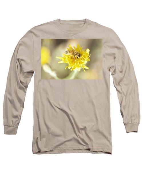 Honeybee Long Sleeve T-Shirt by Nikki McInnes