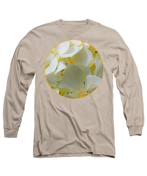 Honeysuckle Blossoms Long Sleeve T-Shirt