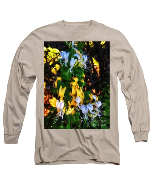 Honeysuckle Sweet Long Sleeve T-Shirt