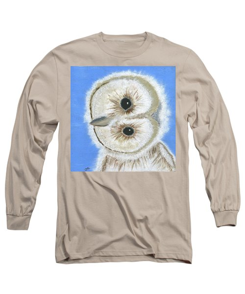Hoo Me Long Sleeve T-Shirt