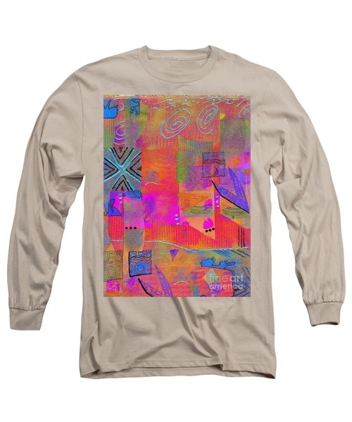 Hope And Dreams Long Sleeve T-Shirt by Angela L Walker
