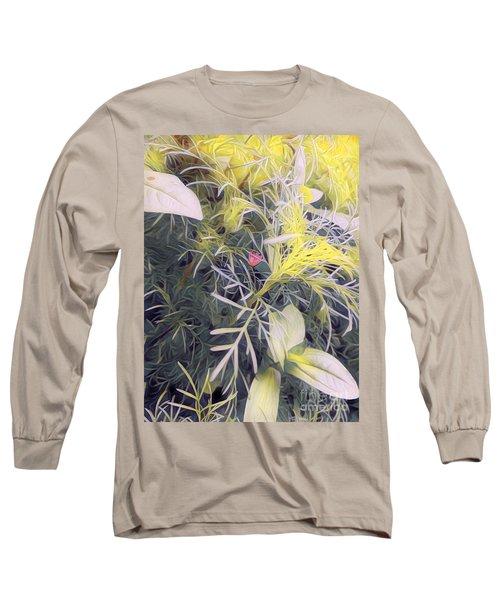 Hope Buds Long Sleeve T-Shirt