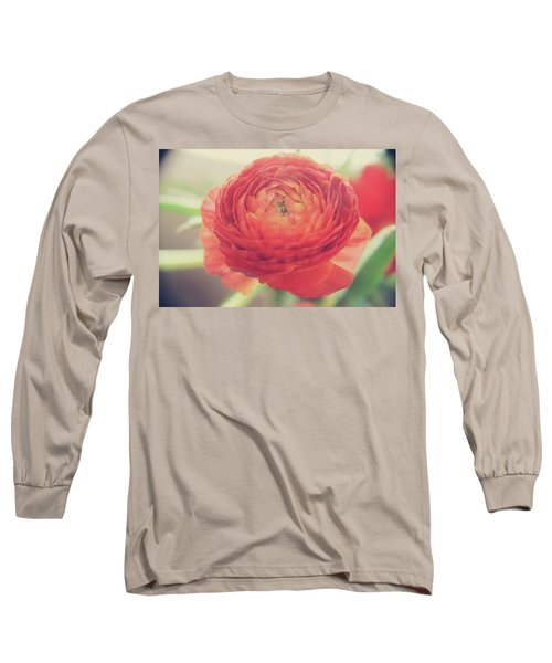 Long Sleeve T-Shirt featuring the photograph Hope by Laurie Search