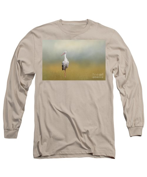 Hope Of Spring Long Sleeve T-Shirt by Eva Lechner