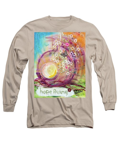 Hope Rising Long Sleeve T-Shirt