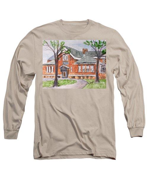 Horace Mann School Amesbury Ma Long Sleeve T-Shirt