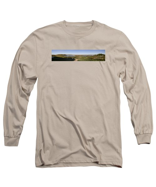 Long Sleeve T-Shirt featuring the photograph Horicon Marsh Wildlife Refuge by Ricky L Jones