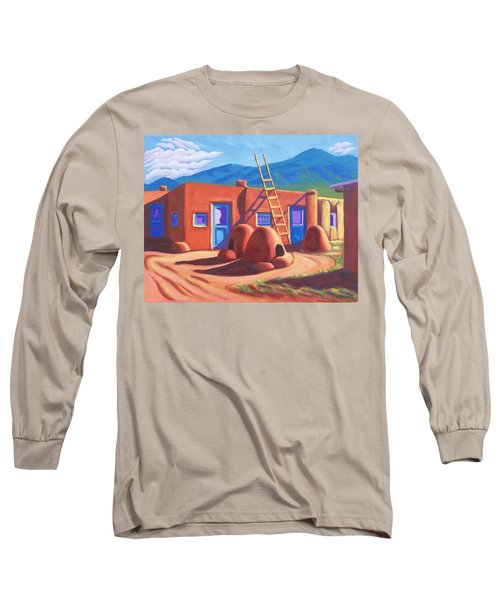 Horno De Pan Taos Long Sleeve T-Shirt