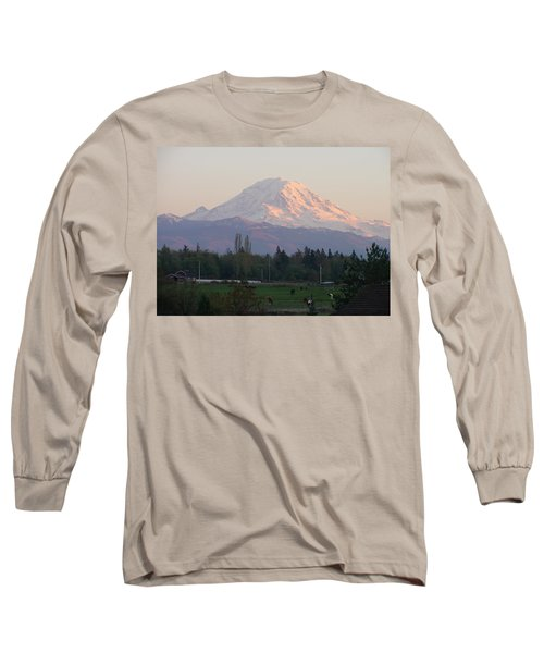 Horse Country Long Sleeve T-Shirt