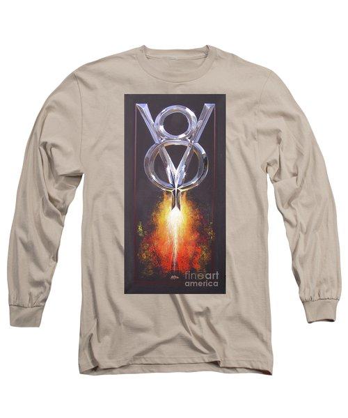 Hot Rod Power  Long Sleeve T-Shirt