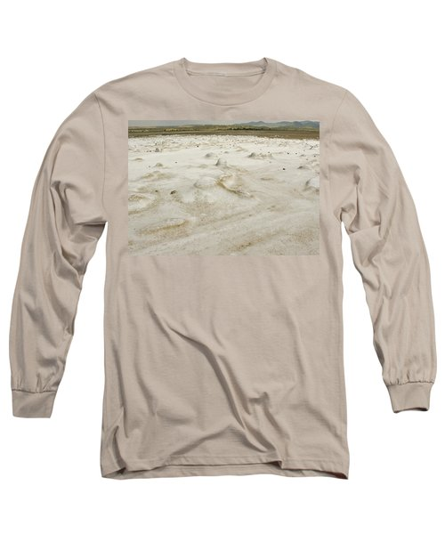 Chert Deposits Long Sleeve T-Shirt by Patrick Kain
