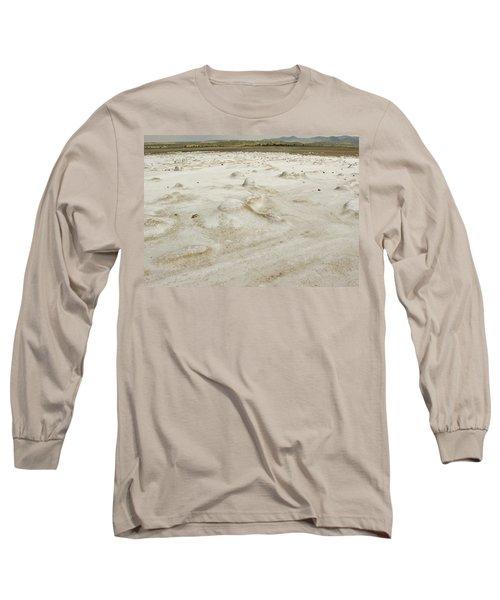 Chert Deposits Long Sleeve T-Shirt
