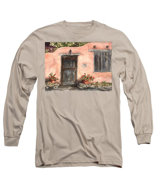 House On Delgado Street Long Sleeve T-Shirt
