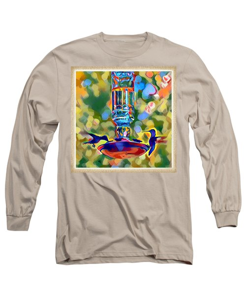 Hummers Long Sleeve T-Shirt