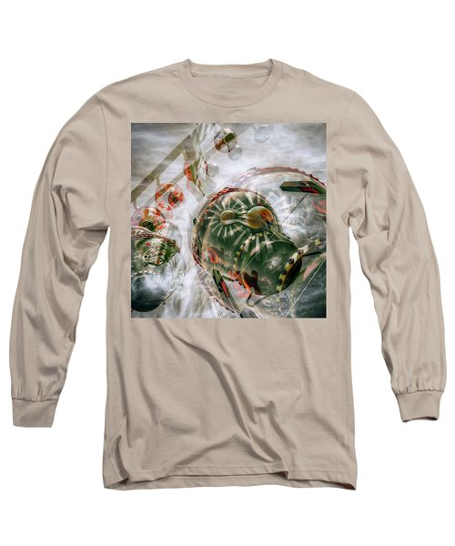 Long Sleeve T-Shirt featuring the photograph Hung Up And Strung Out by Wayne Sherriff