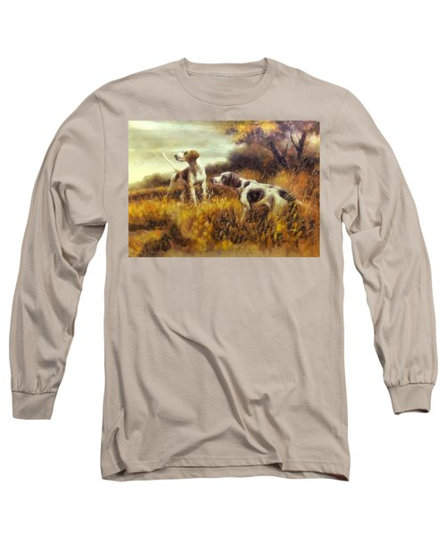Hunting Dogs No1 Long Sleeve T-Shirt
