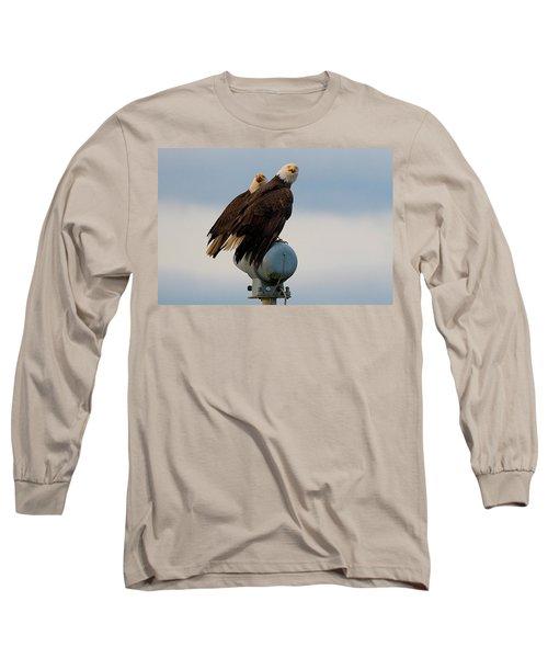 Hunting Pair Long Sleeve T-Shirt