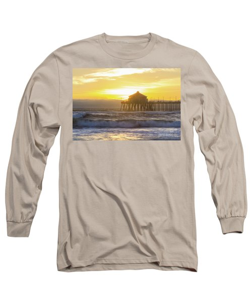 Huntington Peir 2 Long Sleeve T-Shirt
