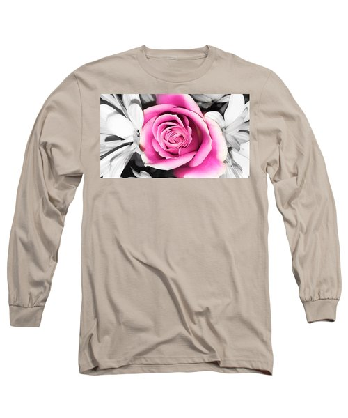 Hypnotic Pink 2 Long Sleeve T-Shirt