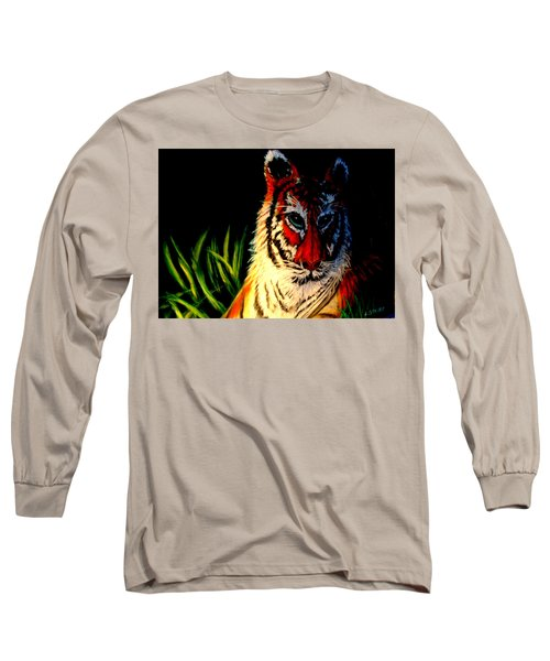 I A M 5 Long Sleeve T-Shirt by Antonia Citrino