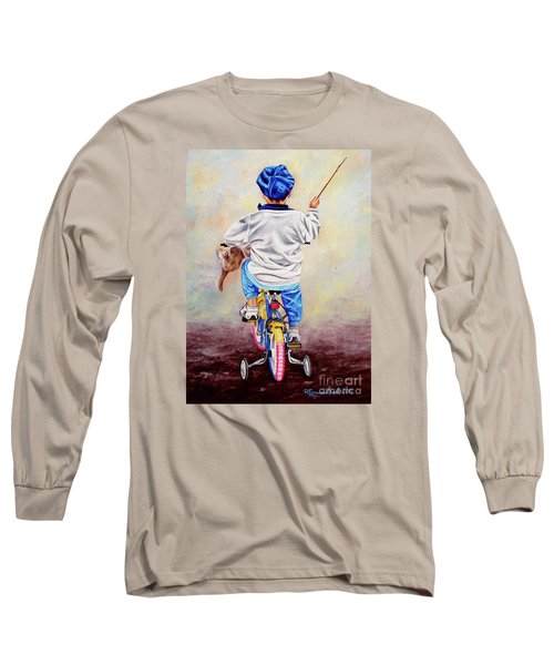 I Am The King Of The World 1 - Yo Soy El Rey Del Mundo 1 Long Sleeve T-Shirt