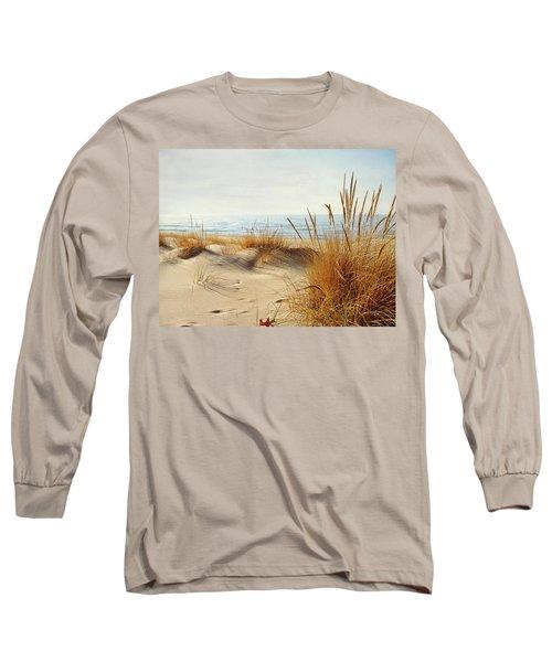 I Hear You Coming  Long Sleeve T-Shirt
