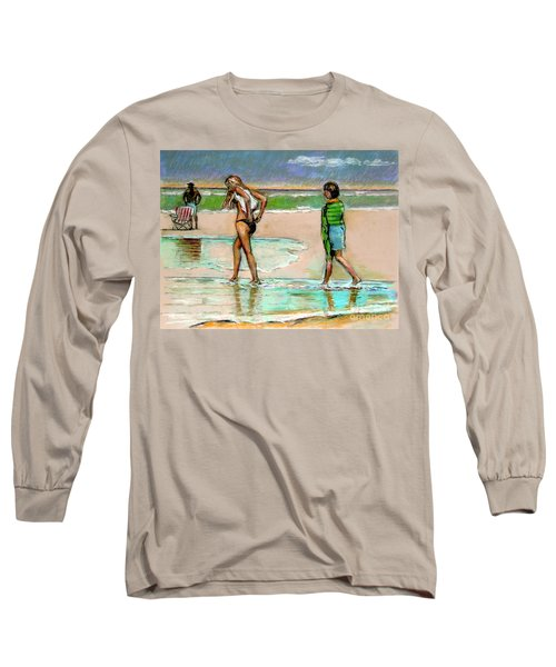 I Hope The Sun Comes Out Long Sleeve T-Shirt