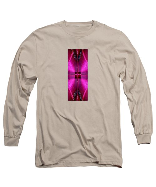 I II IIi Alpha Art On Shirts Alphabets Initials   Shirts Jersey T-shirts V-neck By Navinjoshi Long Sleeve T-Shirt