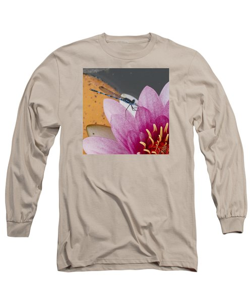 I Know You Long Sleeve T-Shirt by Evelyn Tambour