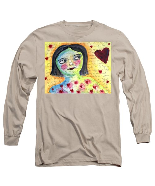 I Love My Body Long Sleeve T-Shirt