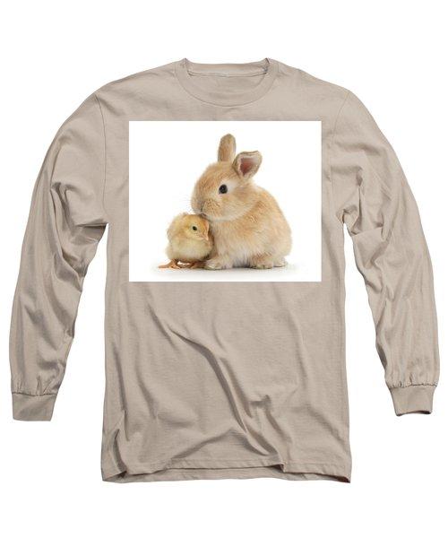 I Love To Kiss The Chicks Long Sleeve T-Shirt
