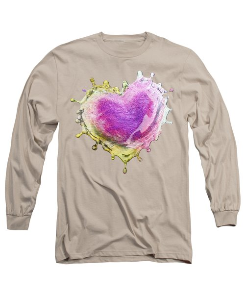 I Love You More Long Sleeve T-Shirt