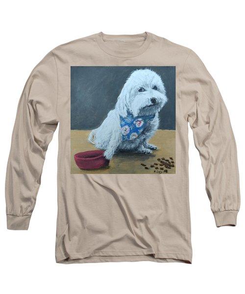 No Bowls Long Sleeve T-Shirt