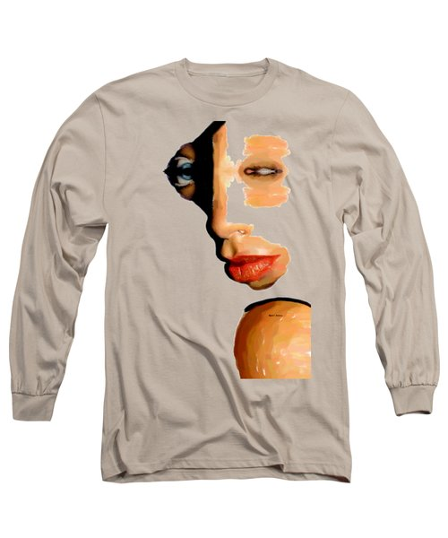 I See You Long Sleeve T-Shirt by Rafael Salazar